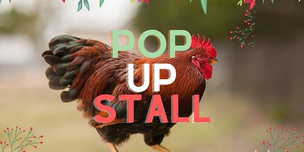 Pop Up Stall
