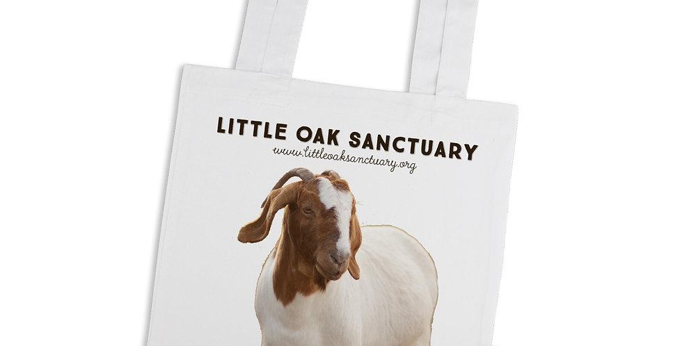 Goat Tote bag - Grace