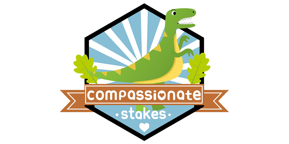 COMPASSIONATE STAKES - T-REX RACES
