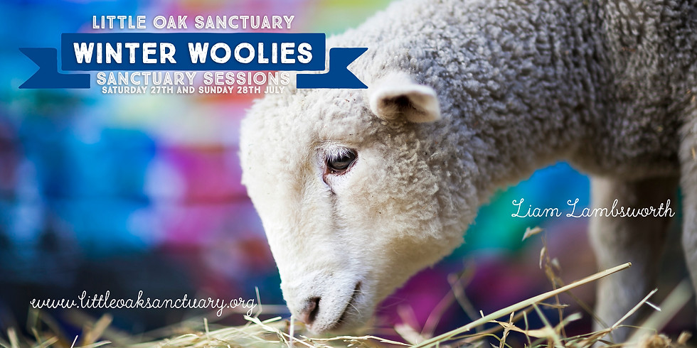 Winter Woolies Sanctuary Session