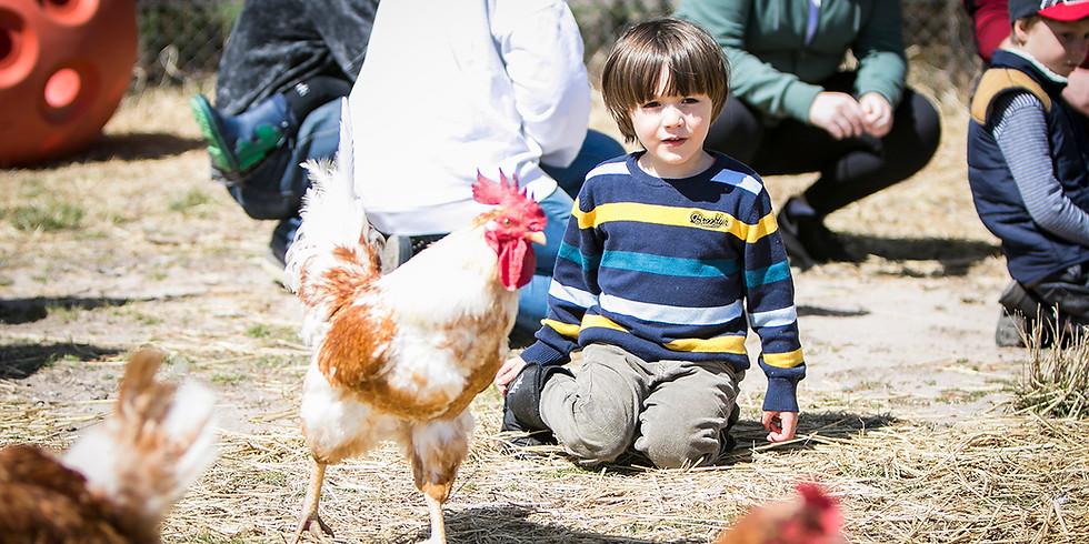 Compassionate Kids Morning Visit