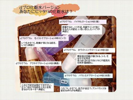 肌で働く「美肌菌」に着目したベーシックケアシリーズdプログラム