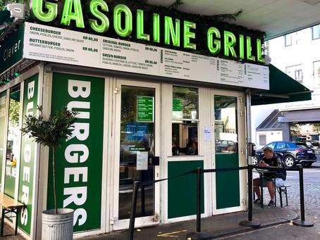 GASOLINE GRILL, Copenhagen K