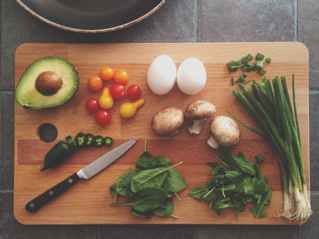 Immune-Boosting Meal and Snack Ideas