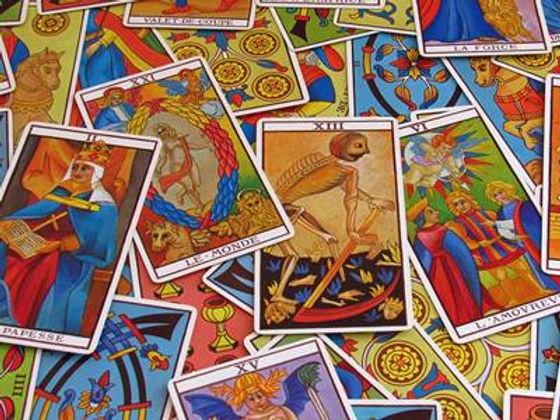 Pick A Card Any Card! (Free Tarot Readings)
