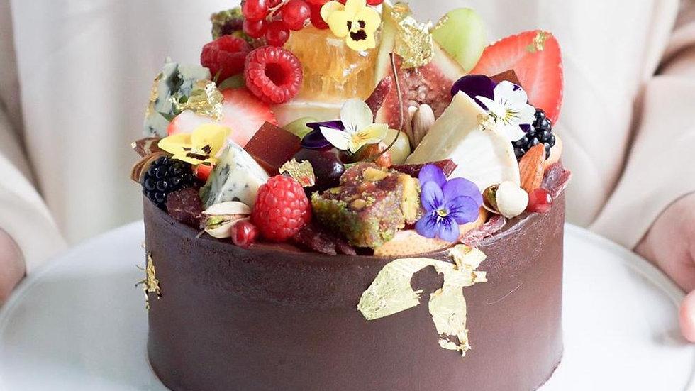 Graze - On - A - Cake