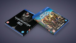 Blu Ray Promotional Pack Shot