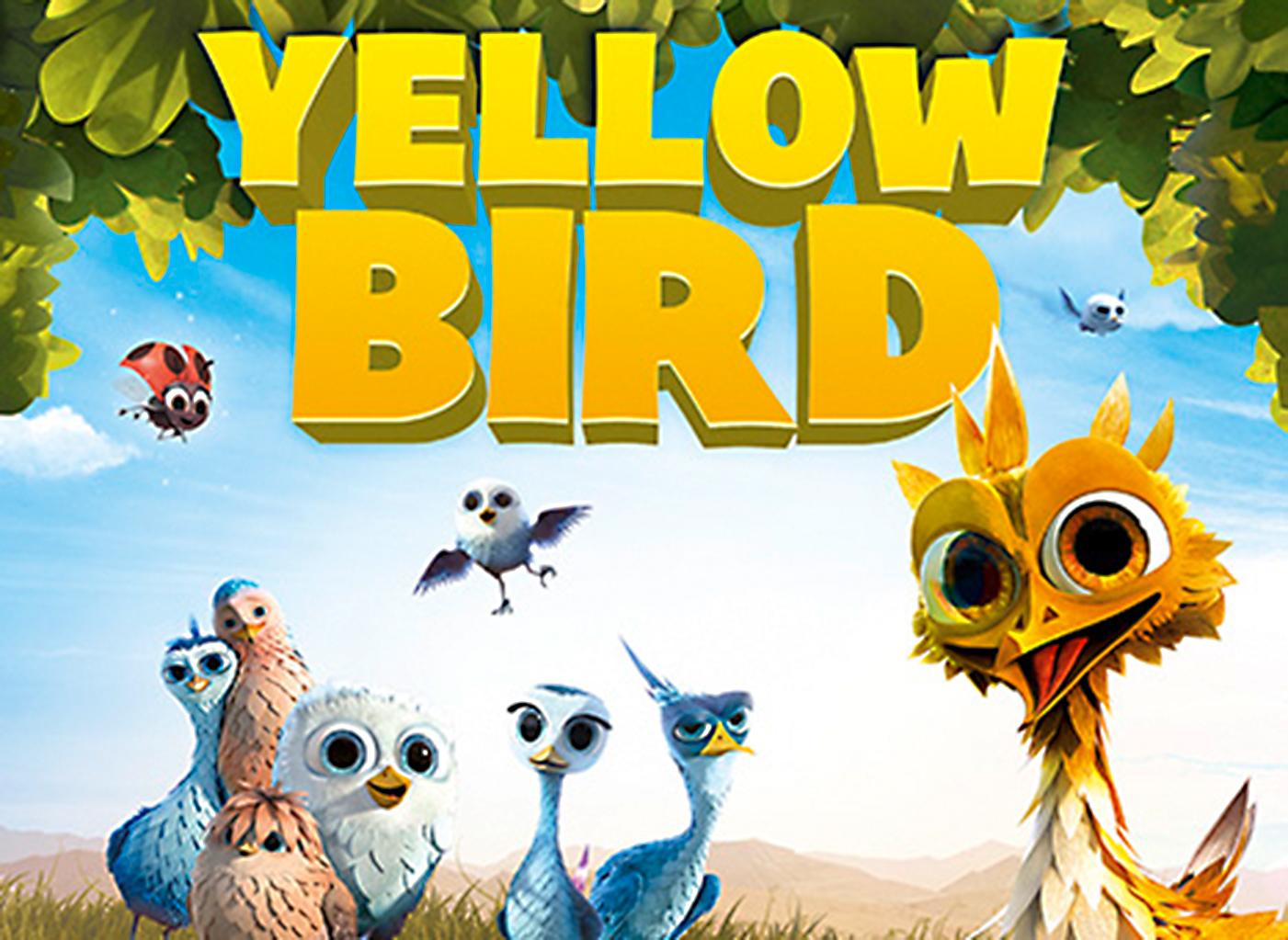 Yellow Bird – International Artwork