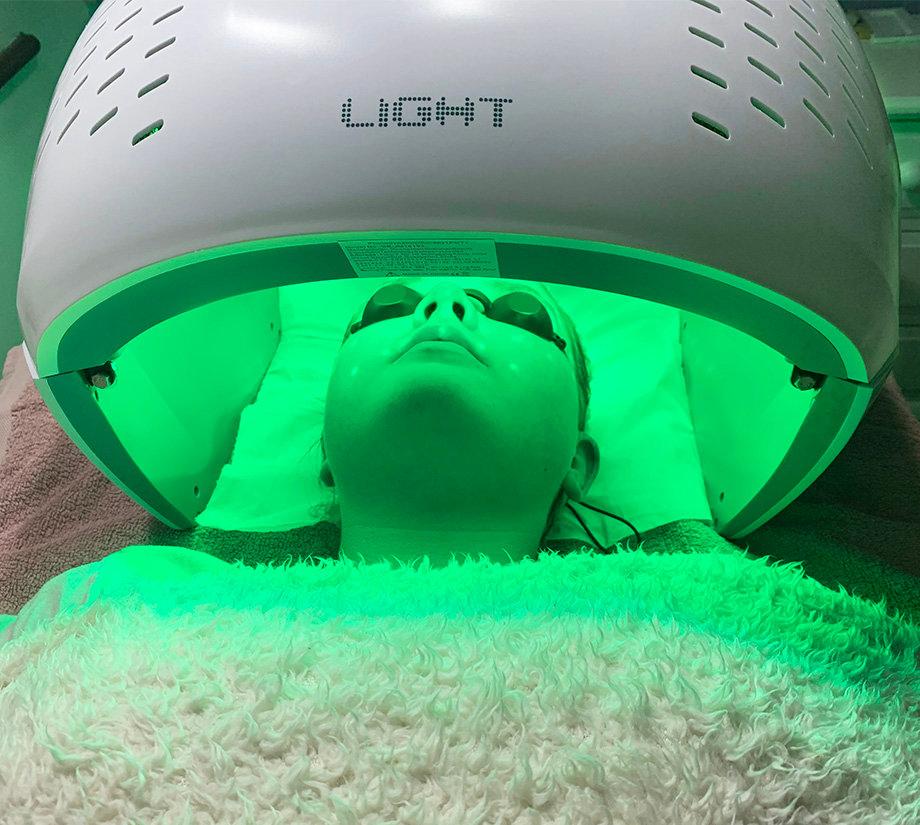 LED Proton Light Therapy