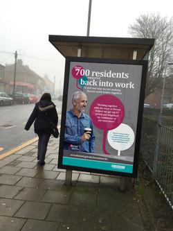 Street Ads - Barnet Works