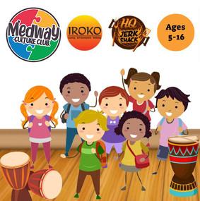 African Storytelling & Drumming
