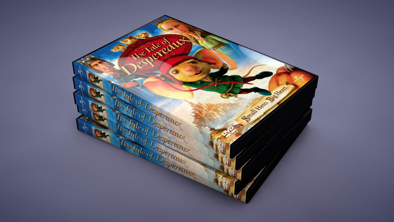 DVD Promotional Pack shot