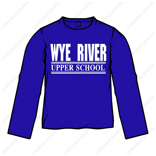 Wye River Cotton Tee Short or Long Sleeve