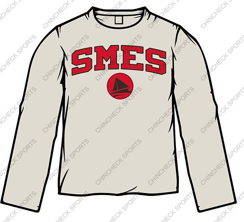 SMES L/S COTTON OR UNDER ARMOUR TEE