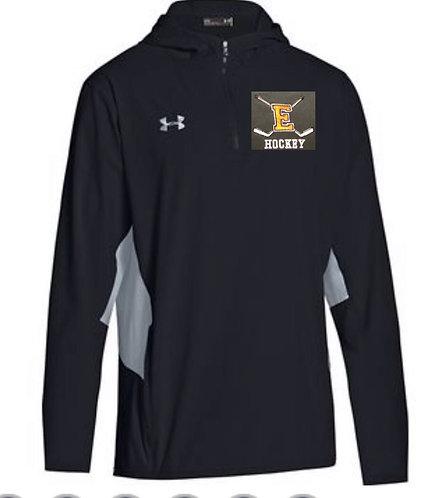 Men's UA Squad Wvn 1/4 Zip