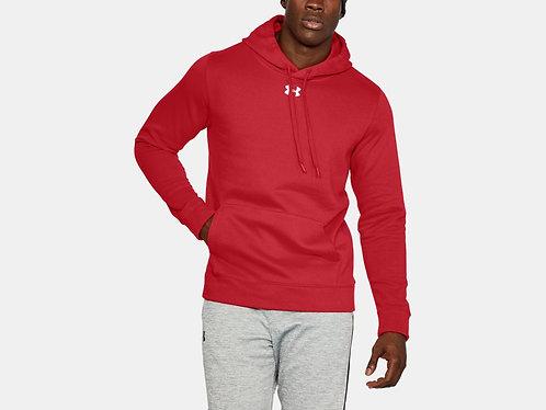 UA M's Hustle Fleece Hoody