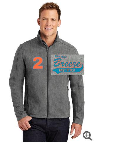 Breeze Port Auth Soft Shell Jacket Men's