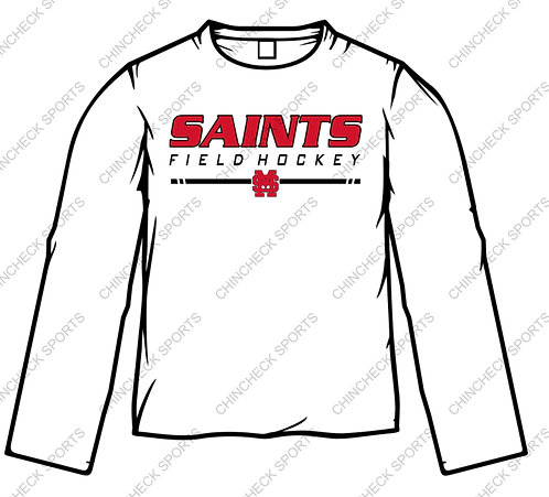 Saints FH Cotton Tee- Mens Cut