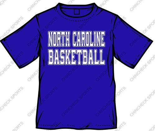 NCHS BASKETBALL TEE
