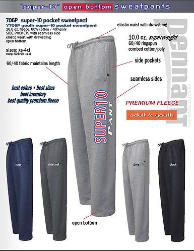 NDHS Open Bottom Sweat Pants