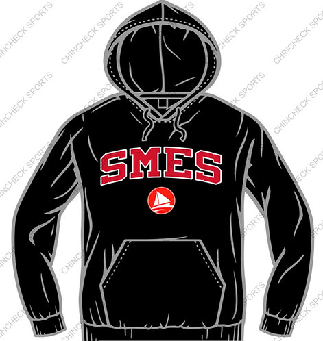 SMES COTTON HOODY OR UNDER ARMOUR HOODY