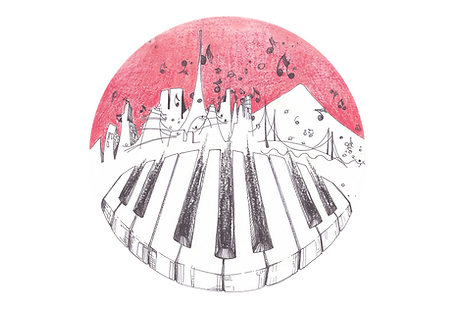 Piano in Tokyo Klavierunterricht zu Hause