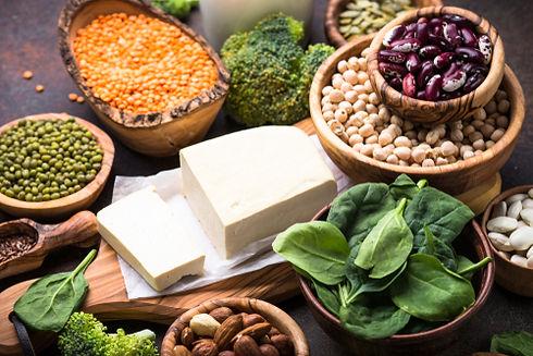vegane Proteine shutterstock_1033889746.