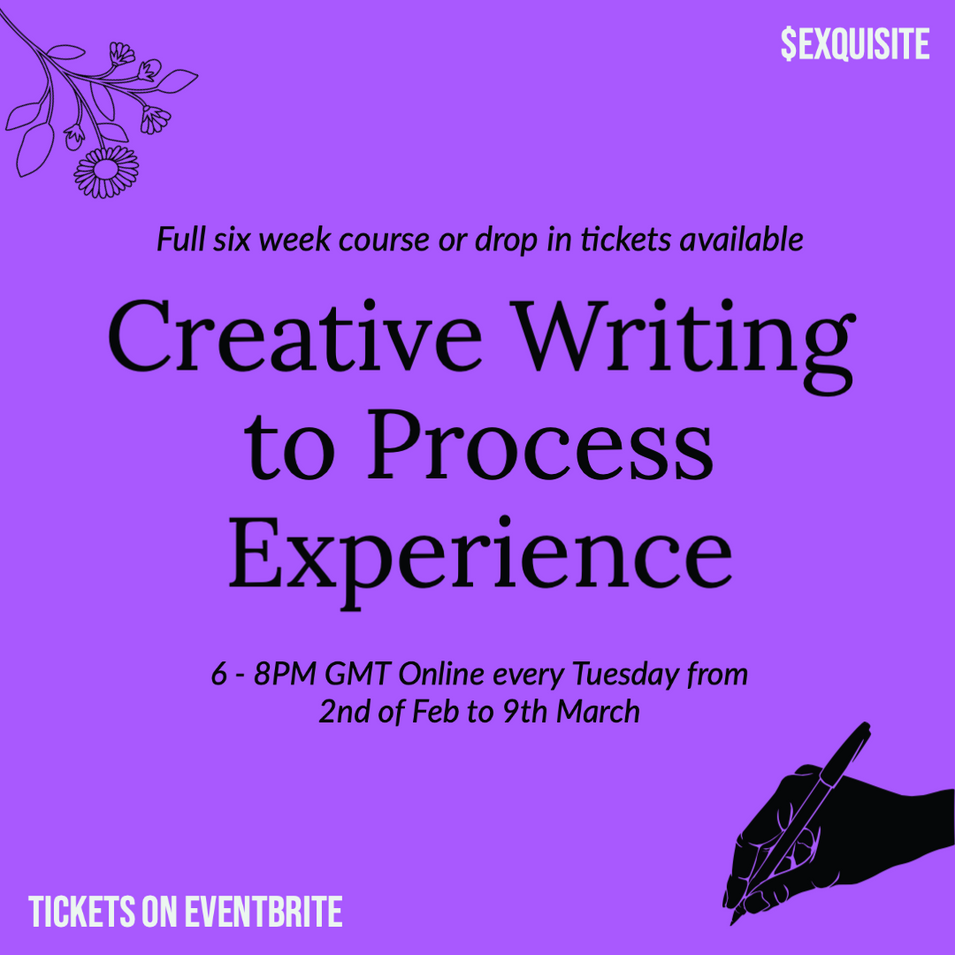 Creative Writing to Process Experience