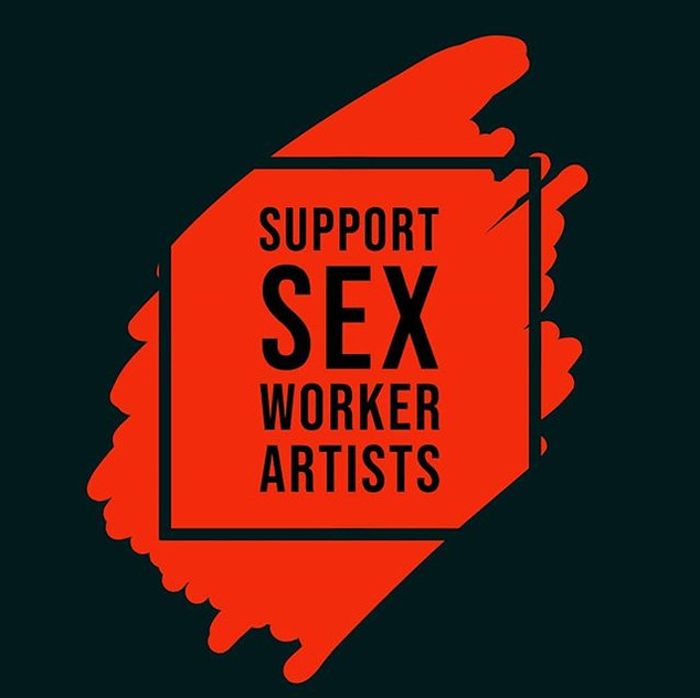 Support sex workers period. But, come an
