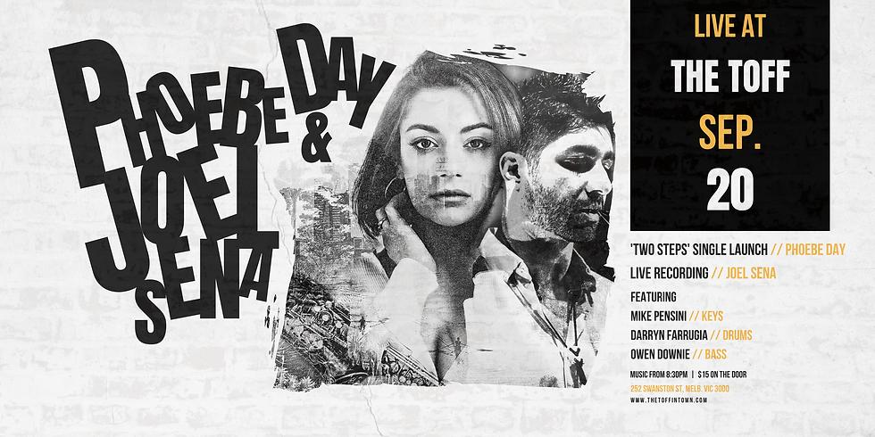 Phoebe Day Single Launch + Joel Sena Live Recording