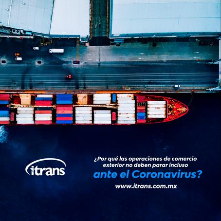 Recomendaciones a implementar en su comercio exterior ante COVID-19
