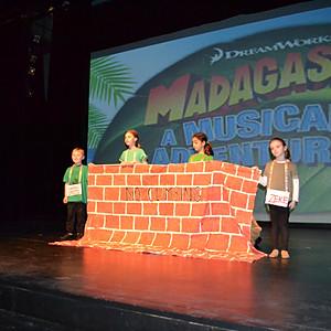 Madagascar, Jr. 6:00 PM Cast