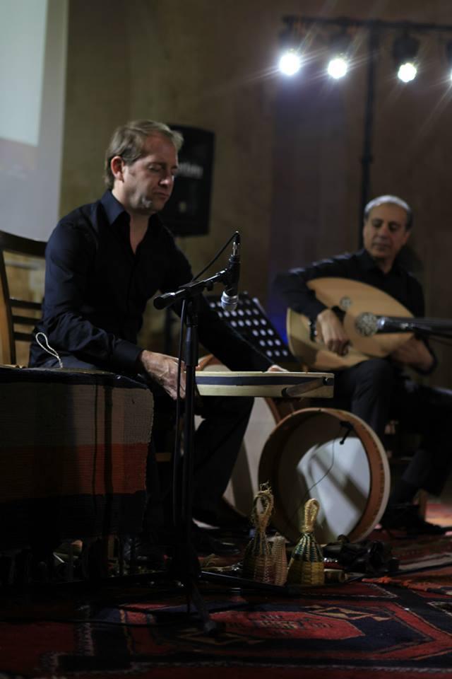 Jarrod Cagwin & Mehmet Bitmez
