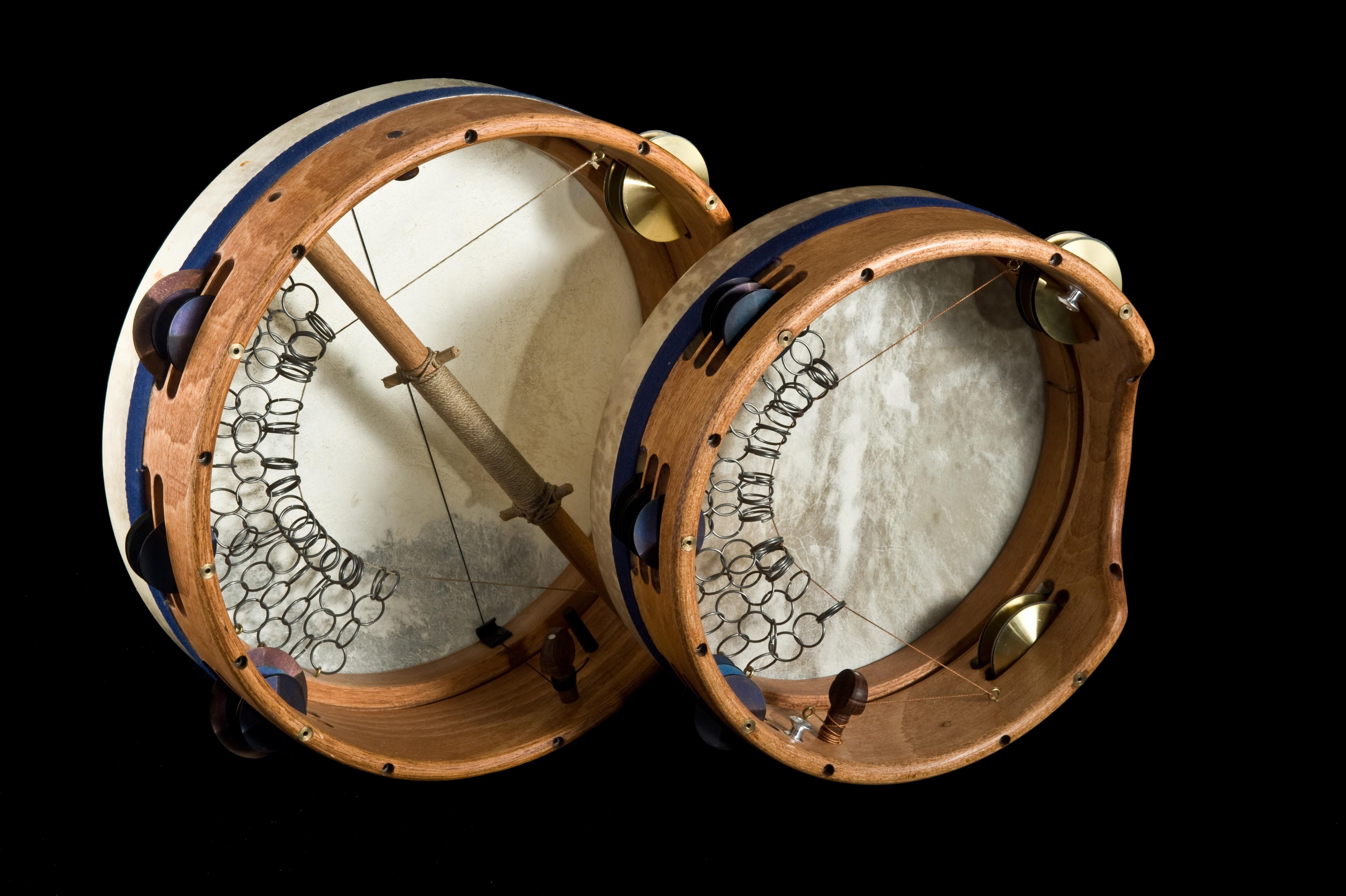 Eckermann Creature Drums