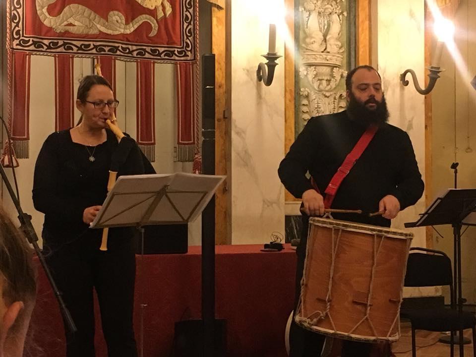 Louisa Besenval & Matteo Rabolini