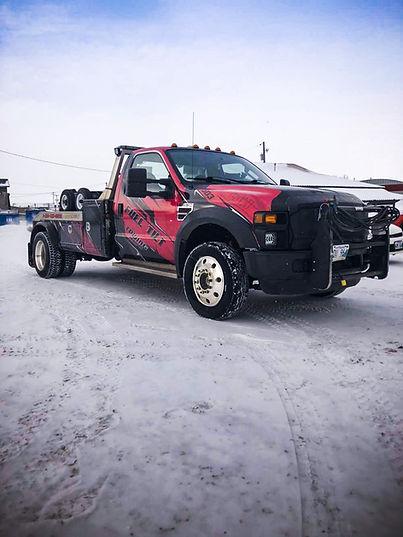 Full Tilt Towing Brandon Manitoba Loki 2