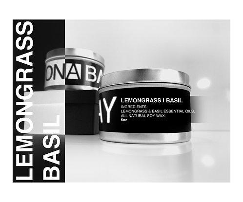 LEMONGRASS + BASIL