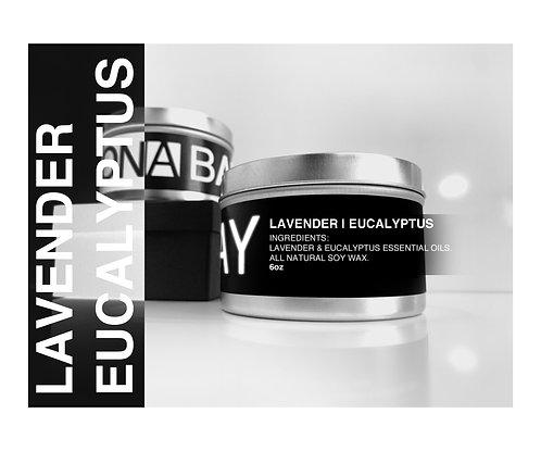 LAVENDER + EUCALYPTUS
