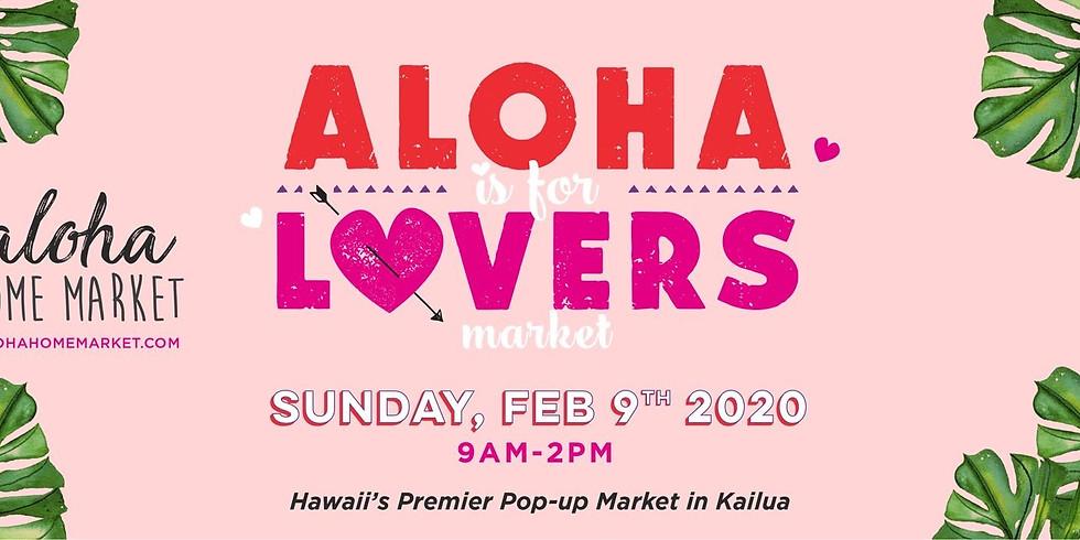 ALOHA HOME MARKET : ALOHA IS FOR LOVERS!