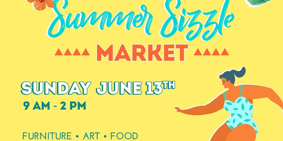 Aloha Home Market Summer Sizzle