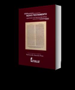 Novo Testamento - Ajustado ao Textus Receptus