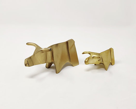 Origami Bull