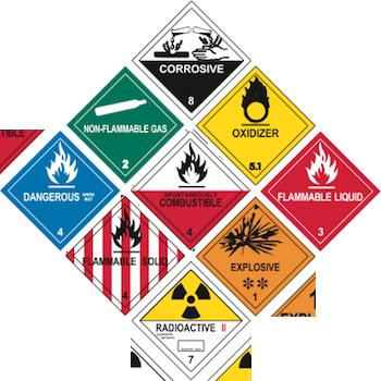 Level 2 Hazardous Substances