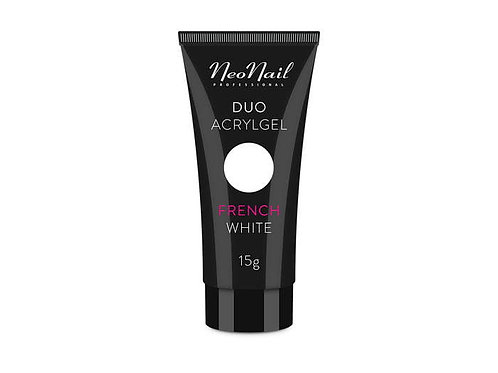 Duo AcrylGel FRENCH WHITE- 15 g