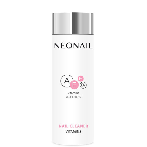 Nail Cleaner Vitamins - 200 ml (oбезжириватель ногтей с витаминами)