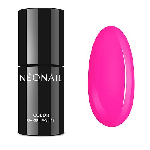 UV Gel Polish 7,2 ml - Neon Pink