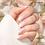 Thumbnail: Paint UV/LED Gel 6,5 ml - Baby Boomer White Paint Gel
