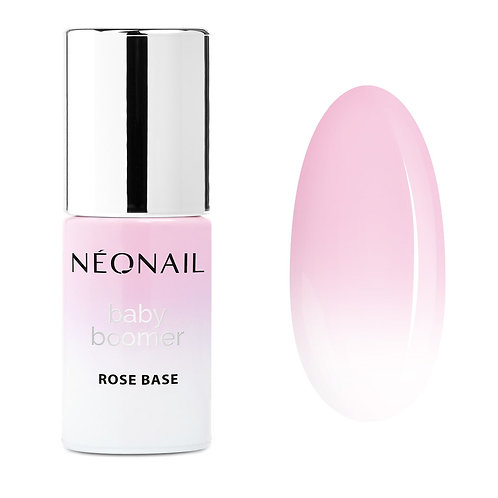 Baby Boomer Base Rose Base 7,2 ml