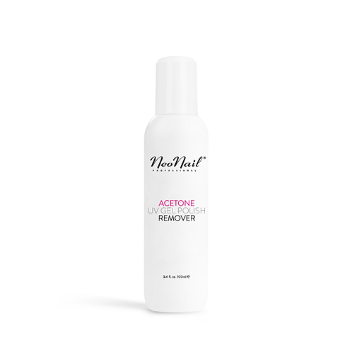 UV Gel Polish Remover - Aceton 100 ml
