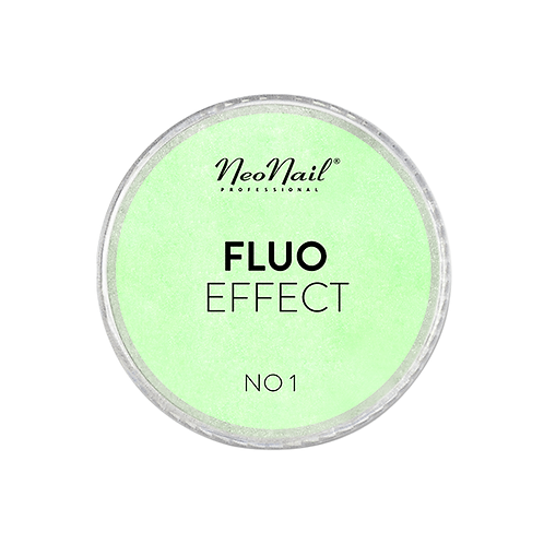 FLUO effect 01 yellow-green